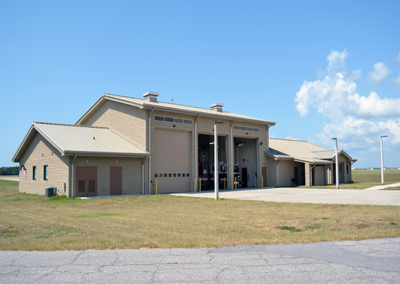 Construct Eglin AFB Aircraft Rescue and Firefighting (ARFF) Development Facility