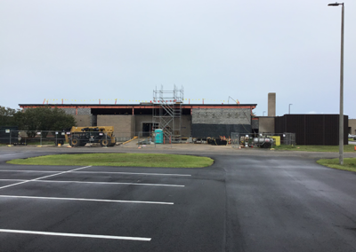 Renovate Colmer Dining Facility