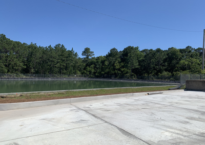 DLA Disposition Paved Scrap Storage Yard