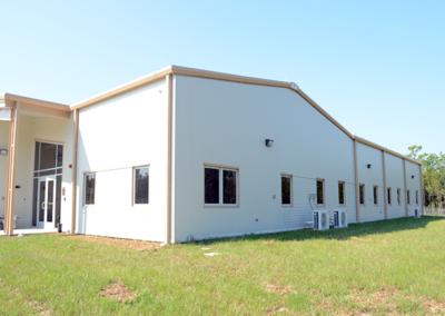 Construct Terminal Engagement Center (TEC)