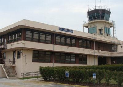 Repair Air Traffic Control Tower Building 118