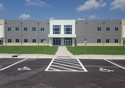 Construct Medical Training Facility