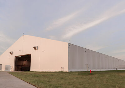 Temporary Maintenance Hangar, NAS Whiting Field